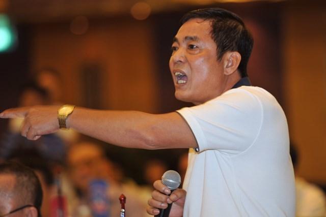 VFF,đại hội VFF,VPF,Trần Mạnh Hùng