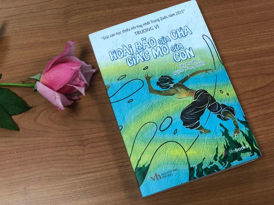 Cuốn sách thiếu nhi hay nhất Trung Quốc 2015 đến Việt Nam
