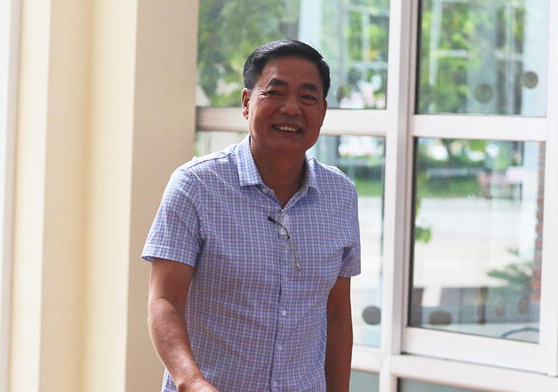 Trần Mạnh Hùng,VPF,VFF,bầu Tú,Dương Văn Hiền