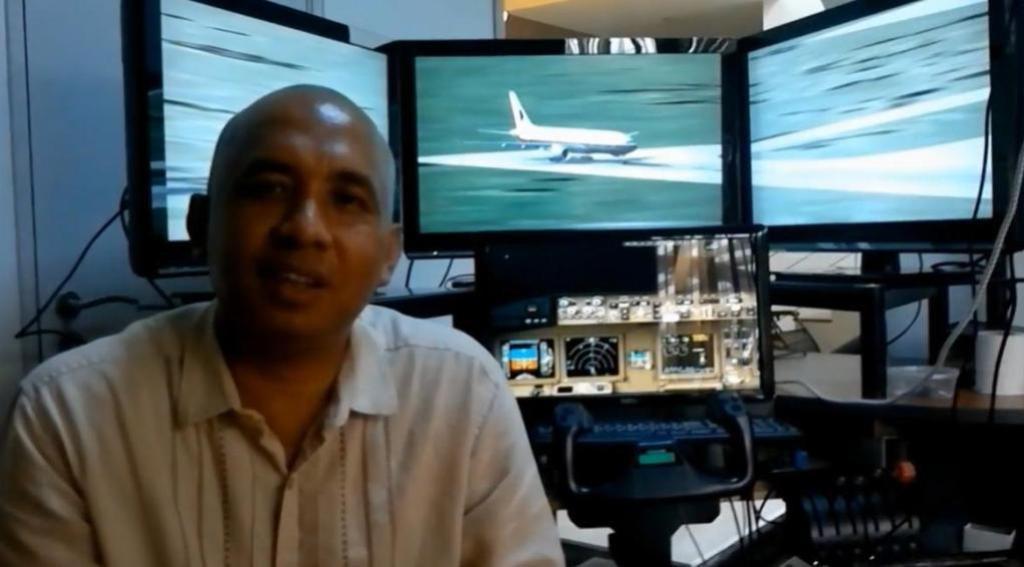 MH370,cơ trưởng,tự sát,tìm kiếm