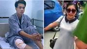 Nữ tài xế Hải Phòng nói 'người không quan trọng': Mẹ nam sinh cầu cứu