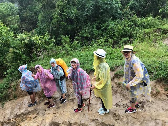 Nữ du khách run rẩy kể phút 'đối mặt tử thần' khi khám phá Tà Năng - Phan Dũng