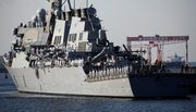 Tàu chiến Mỹ tới Nhật đúng lúc Mỹ - Triều có thể hoãn gặp