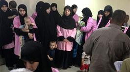 Iraq xử tử hàng chục cô dâu IS