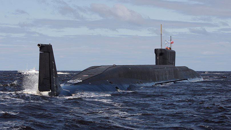 Nga phóng 4 tên lửa đạn đạo từ tàu ngầm hạt nhân