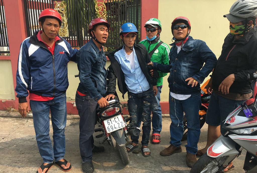 Hiệp sĩ Sài Gòn,Hiệp sĩ đường phố,trộm cướp,giết người,Bình Dương