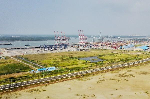 siêu dự án,dự ái Cái Mép Hạ,công ty Tân Cảng Sài Gòn,thu hồi đất
