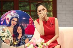 Phản ứng của mẹ Hương Giang Idol khi lần đầu thấy con sau chuyển giới