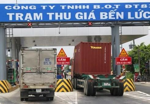 Trạm BOT,Thu giá BOT,Bộ Giao thông vận tải,Sài Gòn