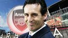 Arsenal chính thức công bố tân HLV Unai Emery