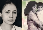 Diễn viên Việt Trinh khóc giàn giụa khi mơ thấy mẹ