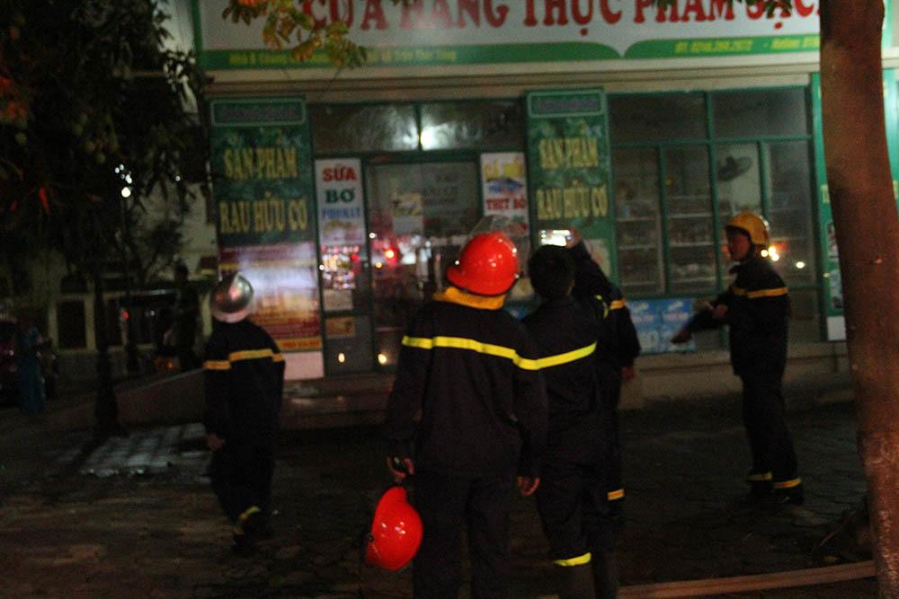 cháy nổ,cháy chung cư,hỏa hoạn,Hà Nội