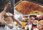 Ronaldo ăn uống gì để đá chung kết C1?