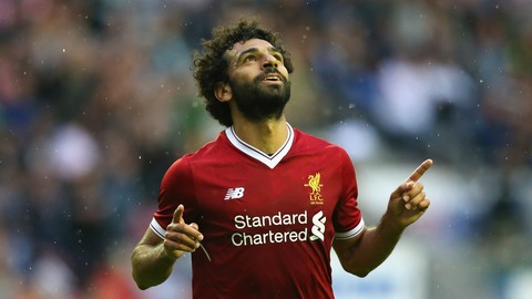Salah và 32 bàn Premier League