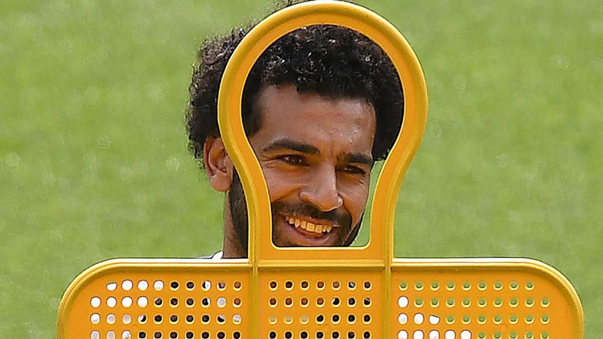'Vua Ai Cập' Salah nhịn ăn đá chung kết C1 với Real