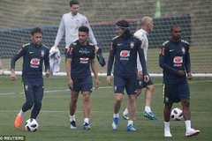Hồi phục thần tốc, Neymarsẵn sàng chiến World Cup