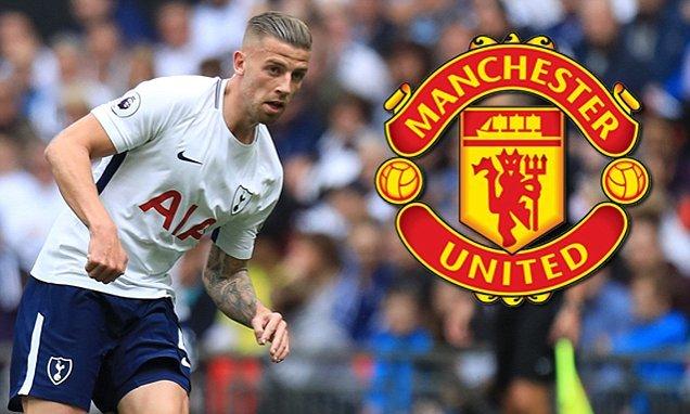 MU mở đàm phán mua hậu vệ 50 triệu bảng của Tottenham
