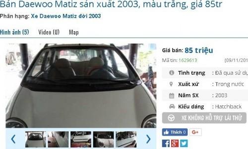 Giấc mơ sở hữu ô tô dễ dàng thành sự thật chỉ với vỏn vẹn 80 triệu