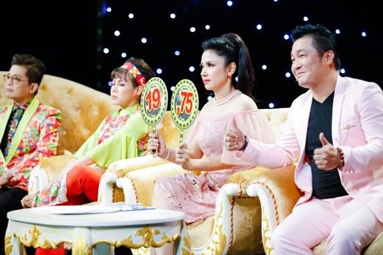 Việt Hương cười hết cỡ trước thí sinh 'thi nhạt nhòa, phụ diễn mặn mà'