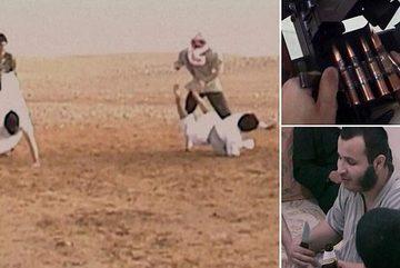 Hình ảnh sốc về những kẻ đánh bom tự sát của al-Qaeda