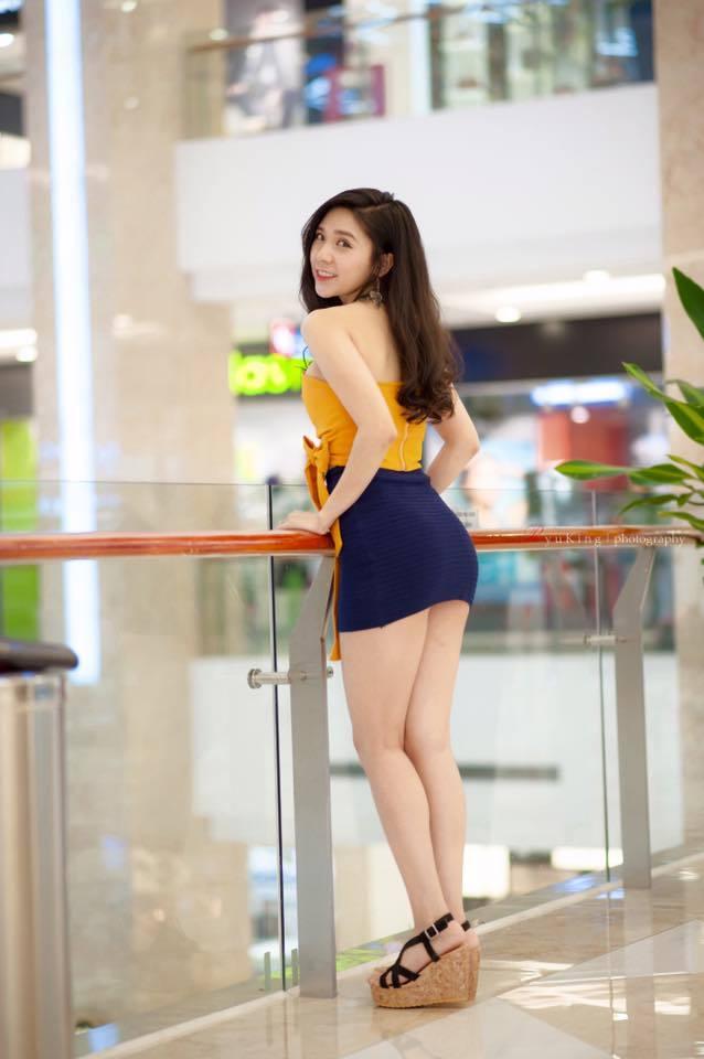 Ngoài đời, Thanh Bi 'Người phán xử' cũng 'hot' không kém trên phim