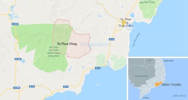 Đưa thi thể phượt thủ tử vong ở Phan Dũng về Sài Gòn