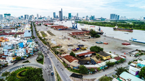 BĐS quận 4 TP.HCM hấp dẫn nhờ hạ tầng đột phá