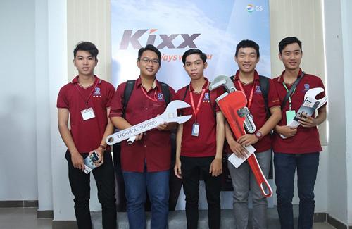 Ngày hội thợ máy Việt: cơ hội cho thợ sửa ôtô trẻ