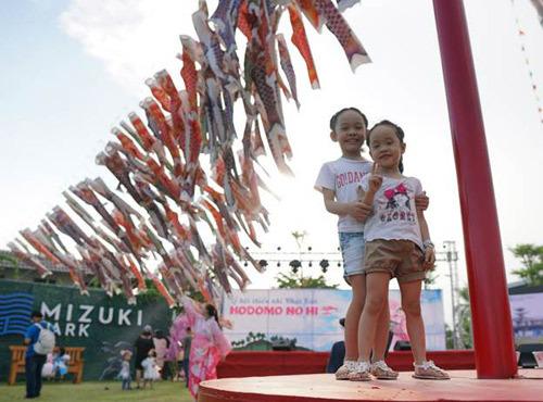 Mizuki Park - điểm đến thú vị của fan yêu Nhật Bản