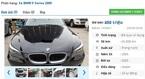 4 chiếc ô tô BMW cũ số tự động rao giá 400 triệu tại Việt Nam