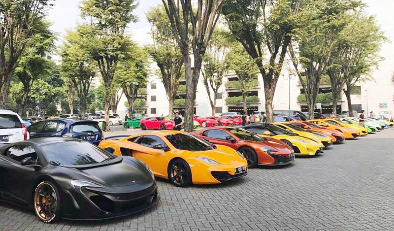 siêu xe,đại gia Việt chơi siêu xe,sở hữu siêu xe