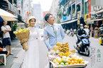 'Tiểu thư' xinh đẹp Sài thành quyết cưới anh buôn hoa quả nơi góc chợ