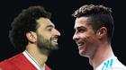 Real vs Liverpool: Salah chưa đủ trình so với Ronaldo