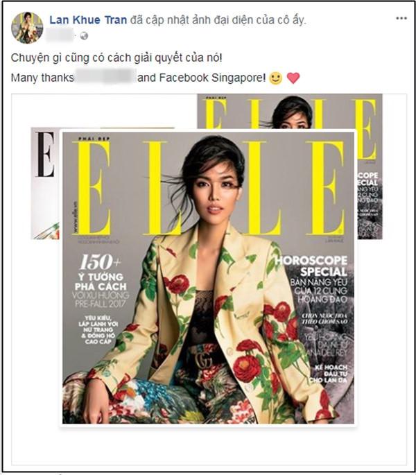 Facebook hoa hậu Đặng Thu Thảo và loạt sao Việt bị hacker tấn công