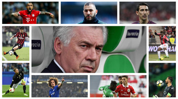 Ancelotti mang tiền náo loạn châu Âu: MU và Real cũng sợ