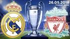 Xem trực tiếp chung kết C1 Real Madrid vs Liverpool ở đâu?