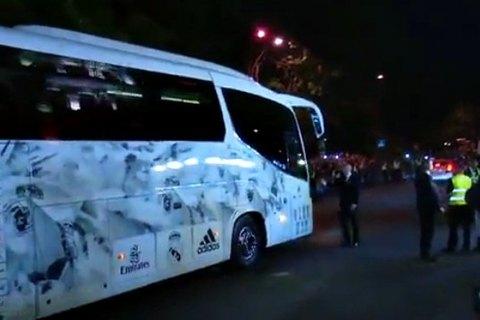 Dàn sao Real Madrid đổ bộ Kiew chuẩn bị chung kết C1 với Liverpool