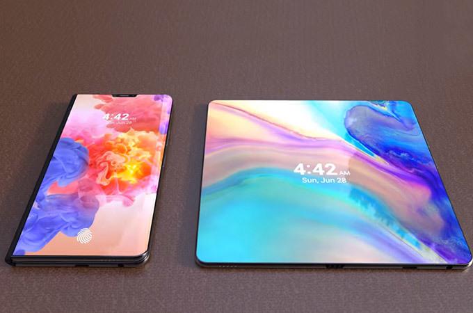 [VietnamNet.vn] Điện thoại gập Huawei Mate X sẽ khiến Samsung Galaxy X 'ôm hận'?