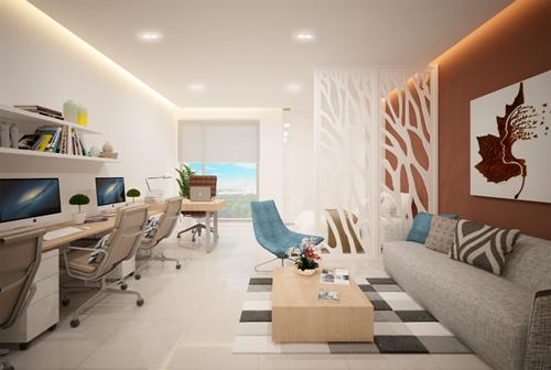 Golden King - officetel cam kết lợi nhuận tối thiểu 10%/năm