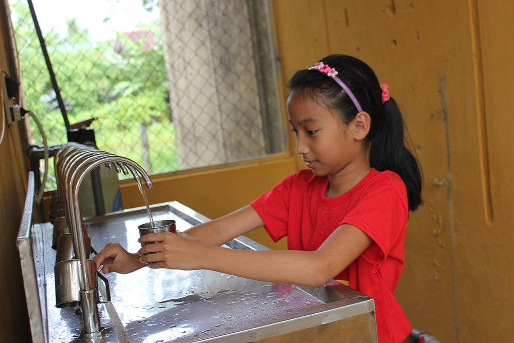nước sạch trường học,Thừa Thiên Huế