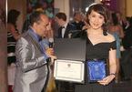 NTK Tuyết Lê - giải nhất phim Ngắn&Thời trang DSF Cannes