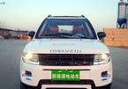 Ô tô Trung Quốc 'nhái' Range Rover và Mercedes giá chỉ 88 triệu