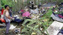Ngày này năm xưa: Tai nạn máy bay thảm khốc ở rừng rậm Thái Lan