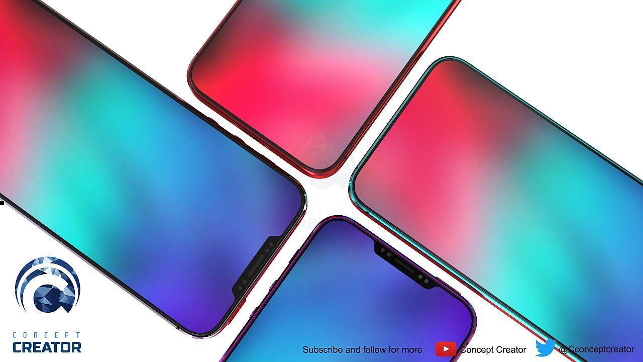 Hình dáng iPhone SE2: mặt lưng iPhone SE, vỏ ngoài iPhone X