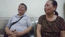 Cháy chung cư Bắc Hà: Cặp vợ chồng già mắc kẹt hơn 1 tiếng trong phòng