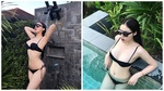 Kỳ Duyên diện bikini khoe vẻ sexy hết nấc sau thừa nhận nâng ngực