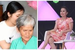 Cụ bà 70 khiến Cẩm Ly cười ngất khi sợ thí sinh bỏ lại trường quay