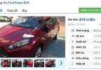 4 chiếc ô tô Ford cũ số tự động này đang rao giá 400 triệu tại Việt Nam