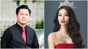 Gia thế 'khủng' và bộ sưu tập mỹ nhân của đại gia yêu Hoa hậu Phạm Hương