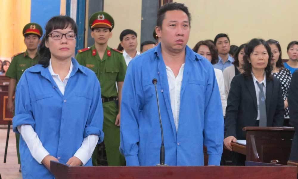 Huỳnh Thị Huyền Như,Tham ô tài sản,Lừa đảo chiếm đoạt tài sản
